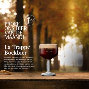 La Trappe Bockbier3